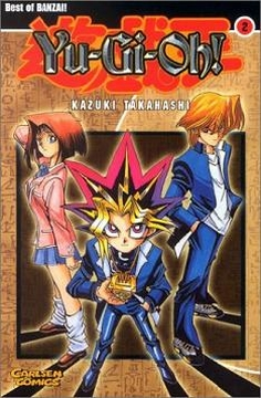Yu-Gi-Oh! Band 2