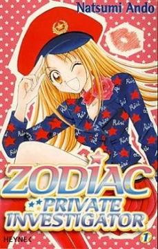 Zodiac Private Investigator Band 1