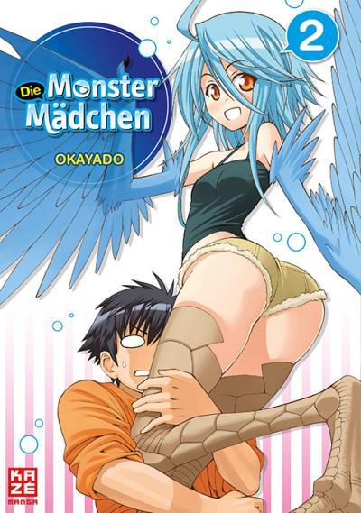 Die Monster Mädchen Band 2