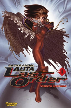 Battle Angel Alita - Last Order Band 1