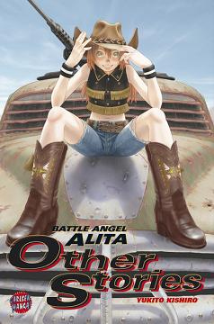 Battle Angel Alita - Other Stories