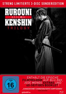 Rurouni Kenshin Trilogy 2D