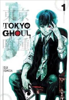 Tokyo Ghoul Band 1 en