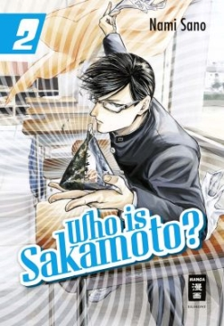 Who is Sakamoto Band 2