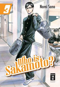 Who is Sakamoto Band 3