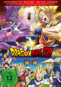 Dragonball Z KdG Cover