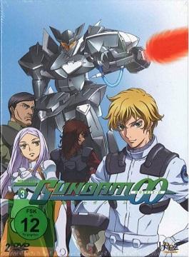 Gundam 00 DVD 1-3