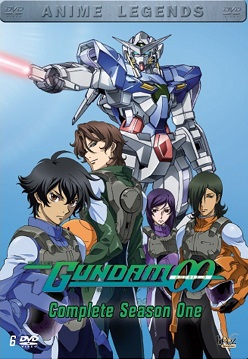 Gundam 00 DVD Season 1