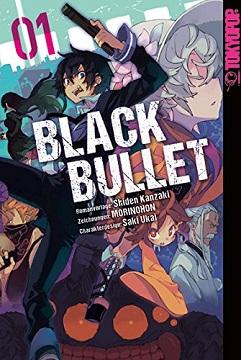 Black Bullet Band 1