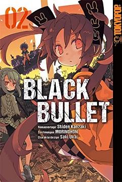 Black Bullet Band 2