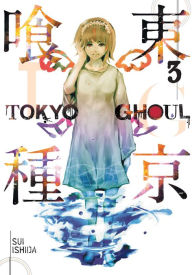 Tokyo Ghoul Band 3 eng