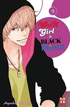 Wolf Girl & Black Prince Band 9