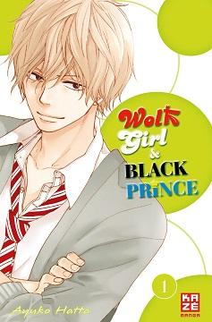 Wolf Girl and Black Prince Band 1