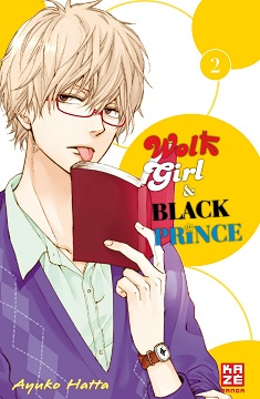 Wolf Girl and Black Prince Band 2