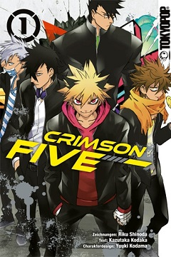 Crimson Five Band 1