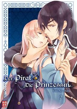 Der Pirat und die Prinzessin Band 2