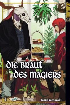 Die Braut des Magiers Band 1