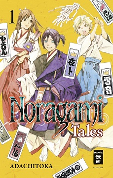 Noragami Tales Band 1