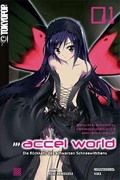 Accel world novel Band 1