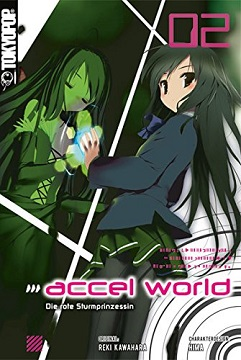 Accel world novel Band 2