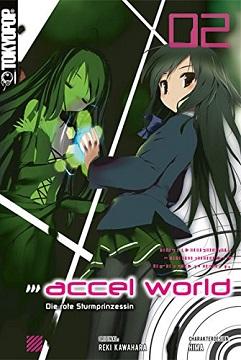 Accel world novel Band 2