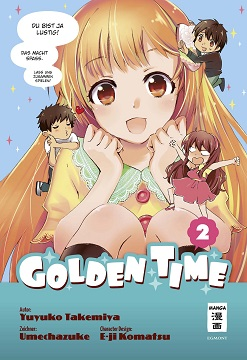 Golden time Band 2