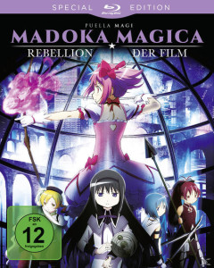 Madoka Rebellion Cover