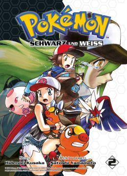 Pokémon Schwarz und Weiss Band 2