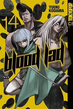 Blood Lad Band 14