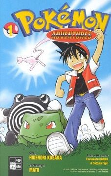 Pokémon Adventures Band 1