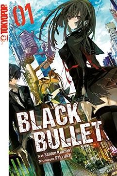 Black Bullet Novel Band 1
