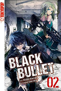 Black Bullet Novel Band 2