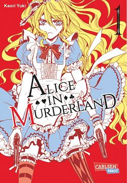 Alice in Murderland Band 1