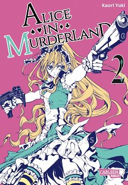 Alice in Murderland Band 2