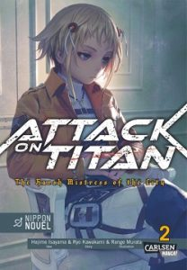 Attack on Titan - The Harsh Mistress of the City Band 2