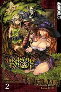 Dragon's Crown Band 2