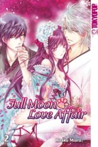 Full Moon Love Affair Band 2
