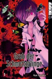 Grab der Schmetterlinge Band 1