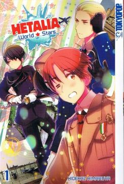 Hetalia World Stars Band 1