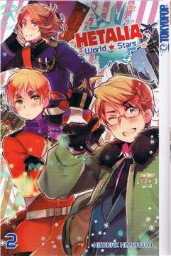 Hetalia World Stars Band 3