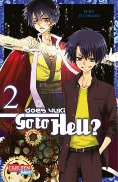 Does Yuki go to Hell Band 2