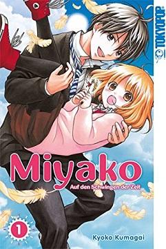 Miyako - Auf den Schwingen der Zeit Band 1