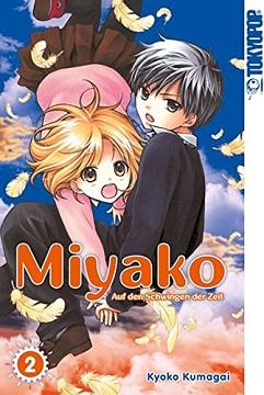 Miyako - Auf den Schwingen der Zeit Band 2