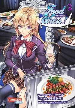 Food Wars Band 2