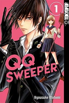 QQ Sweeper Band 1