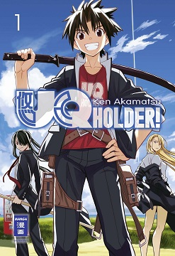 UQ Holder Band 1