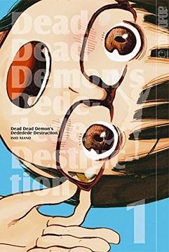 Dead Dead Demon's Dededede Destruction Band 1