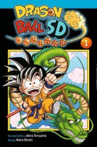 Dragon Ball SD Band 1