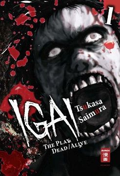 Igai - The Play Dead-Alive Band 1