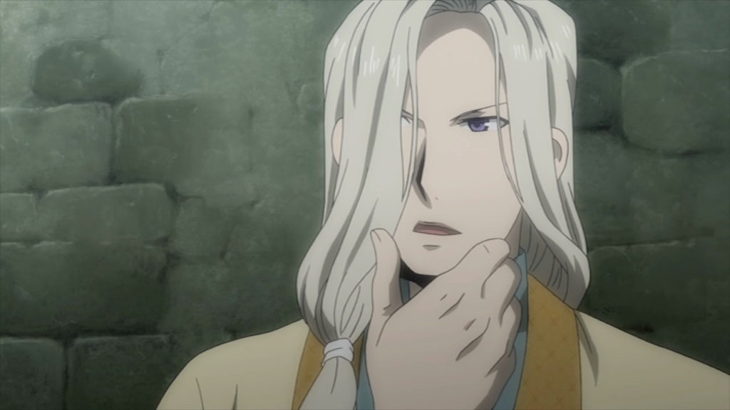 The Heroic Legend of Arslan Vol. 1 Narsus